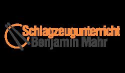 Logo: Schlagzeugunterricht Benjamin Mahr