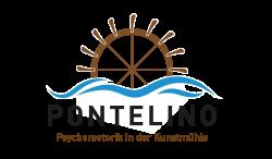 Logo: Pontelino Psychomotorische Praxis