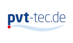 Logo: pvt technology GmbH